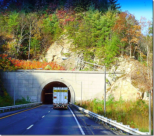 I 40 tunnel