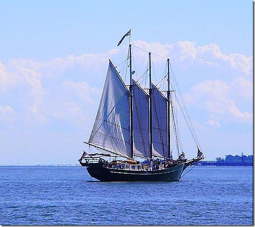 Sailing ship 3