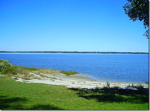 York River Beach View