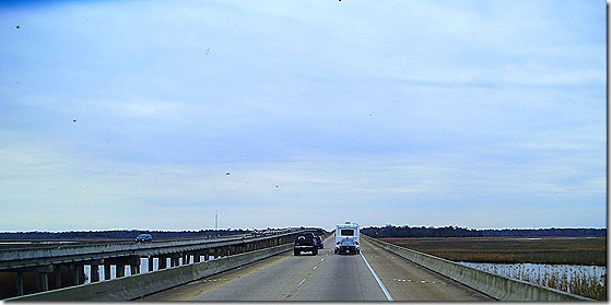 Mississippi Causeway I 10