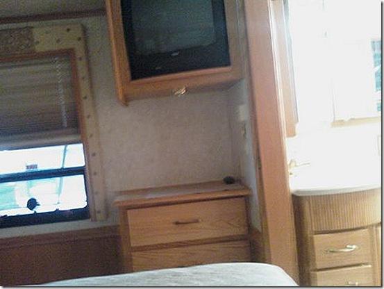 Original bedroom TV