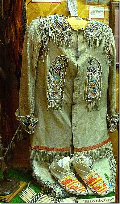Buckskin dress 2
