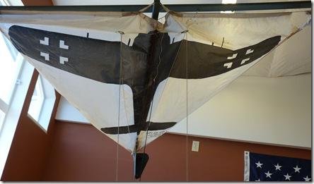Garger target kite