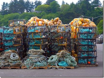Newport crab traps
