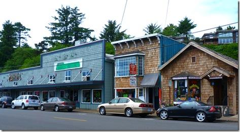 Newport shops
