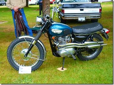1968 Triumph Trophy 500