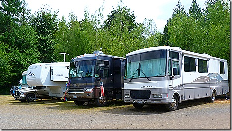 Bremerton Elks lodge campground 3