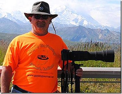 Dennis Hill in Alaska