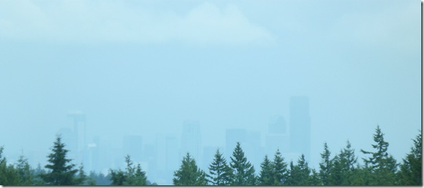 Seattle skyline phantom 3