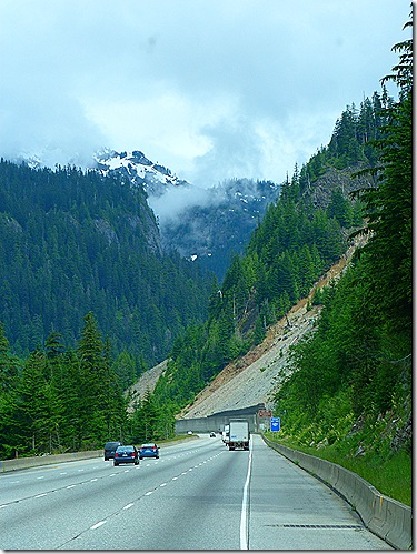 Snoqualmie Pass downhill