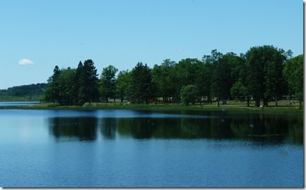 UP lake