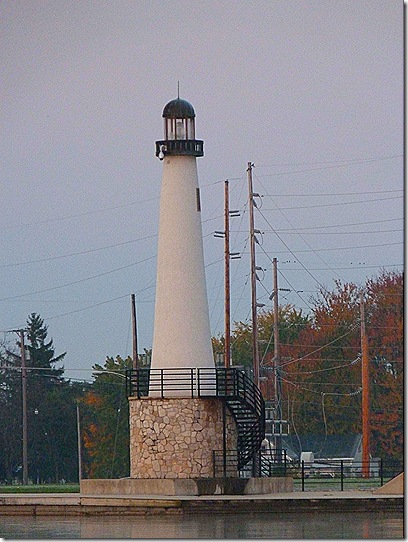 Celina lighthouse