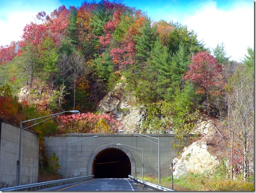 I40 tunnel 2
