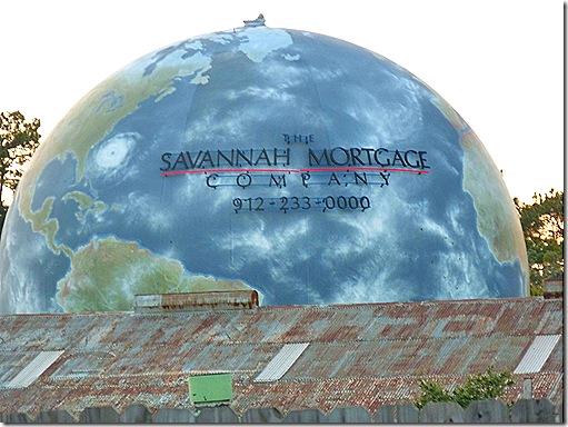 Savannah globe 2
