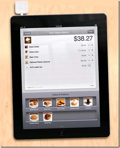 Square iPad