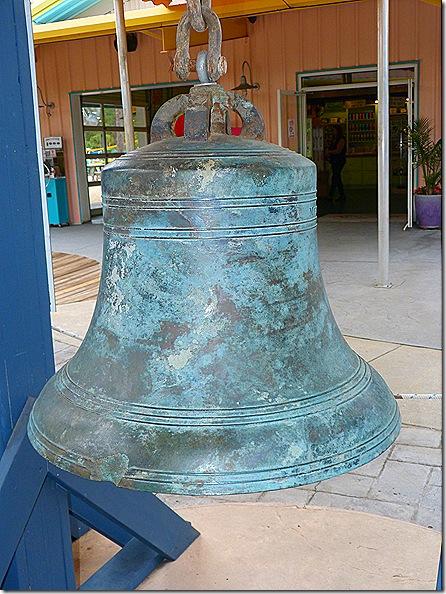 Bark Amstel bell
