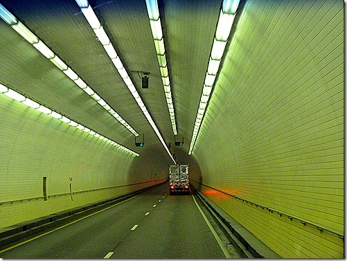 Mobile tunnel 2
