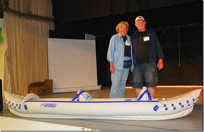 Dave Lois Kropp kayak 2