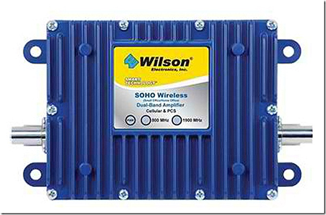 Wilson SOHP booster