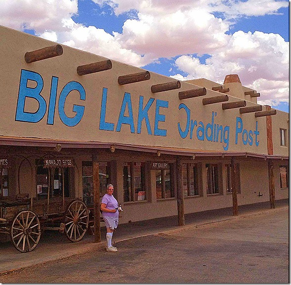 Big Lake Trading Post