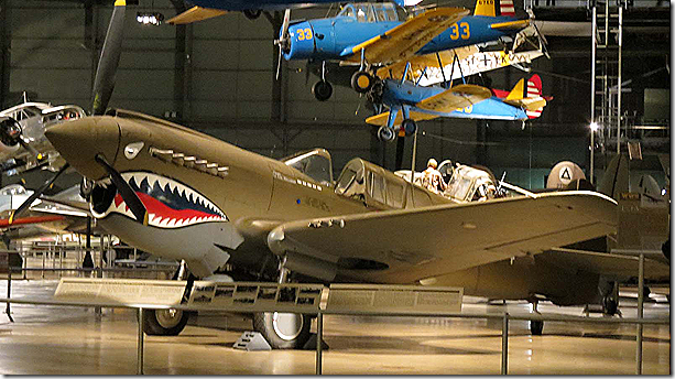 Museum flying tiger