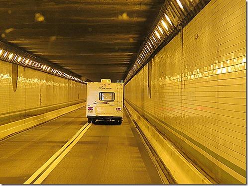 RV inside tunnel 2