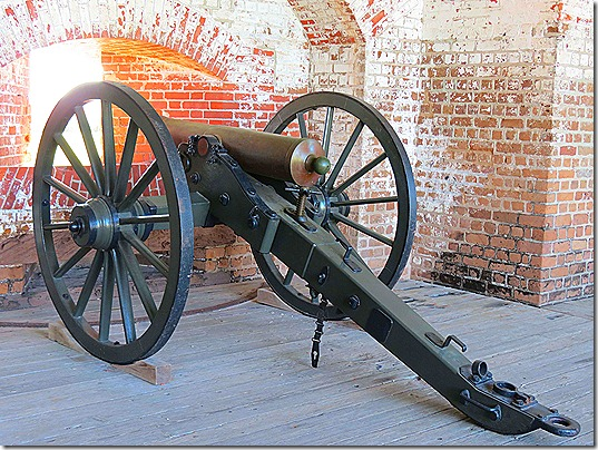 Cannon inside