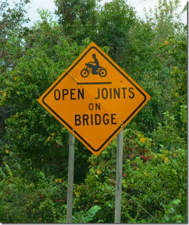 Open Joints