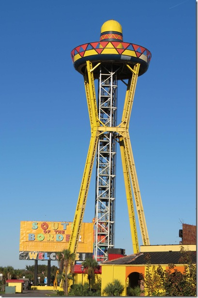 South of Border tower3