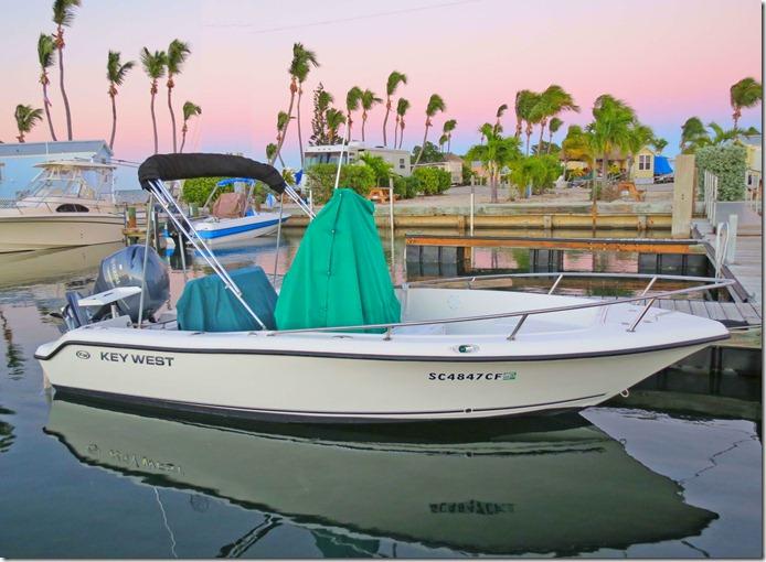 Key West boat 4