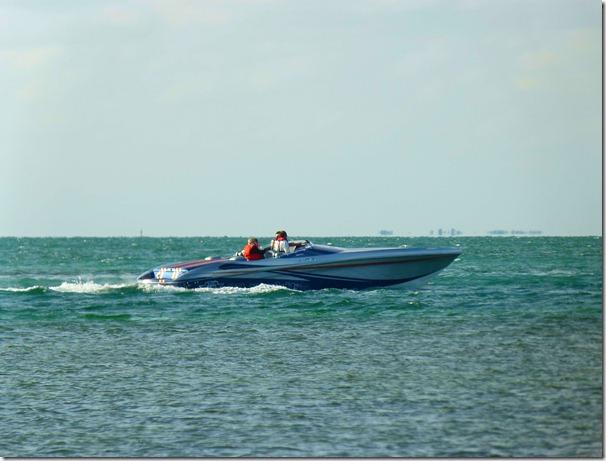 Racing boat 3