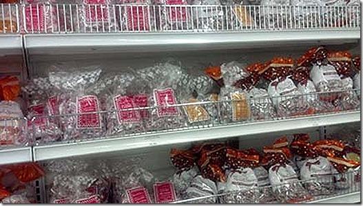 Candy shelf small