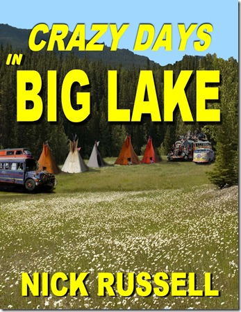 Crazy Days Cover Print test