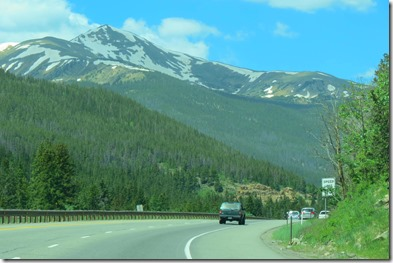I70 mountains