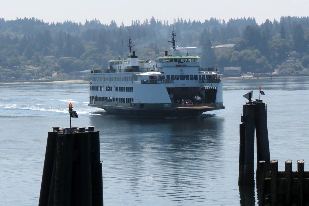 Bremerton Seattle Ferry Travel Times