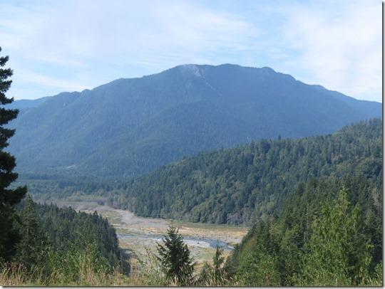 Olympic Peninsula valley