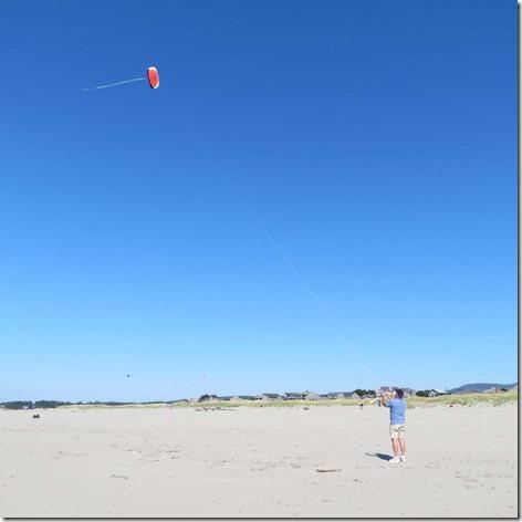 Dan flying 2