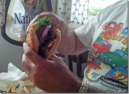 Dan sandwich