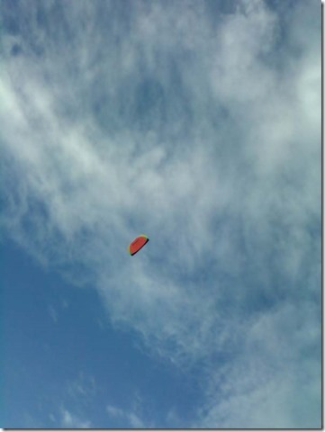Kite up high