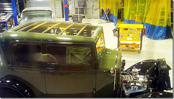 Hot Rods old car