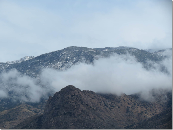 Mountain clouds 2