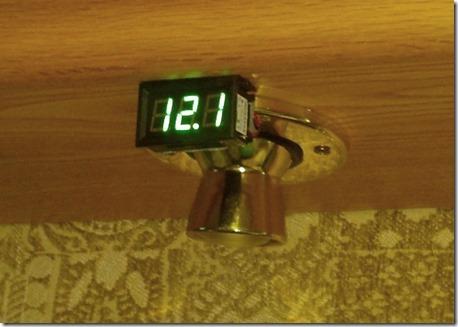 12 volt meter
