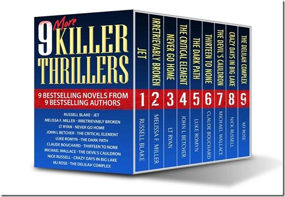 9 More Killer Thrillers