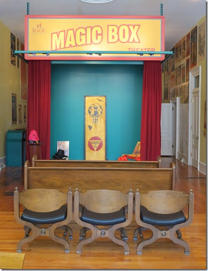 Magic Box Theater