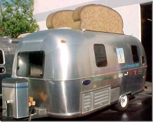 Airstream toaster