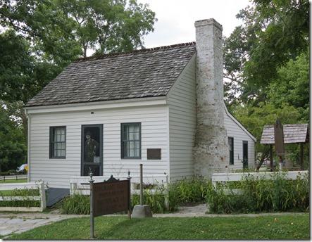 Grant birthplace