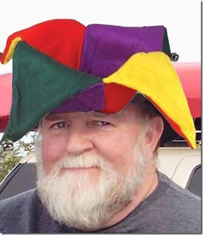 Nick jester hat