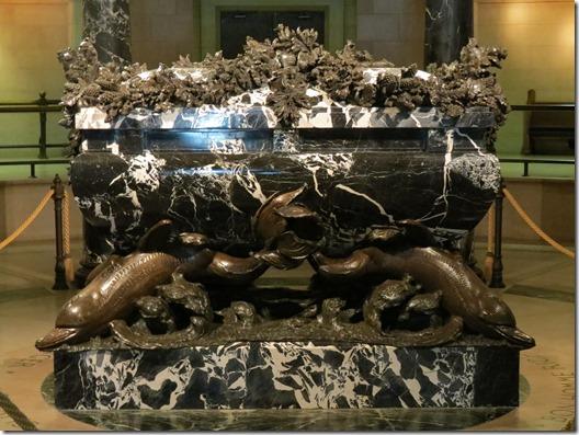 John Paul Jones coffin