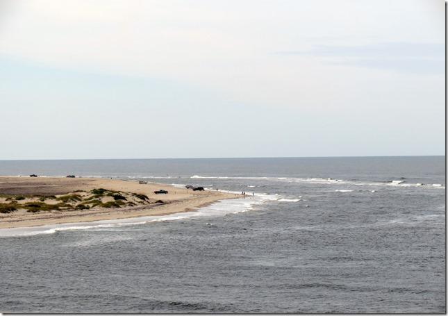 Curved Beach