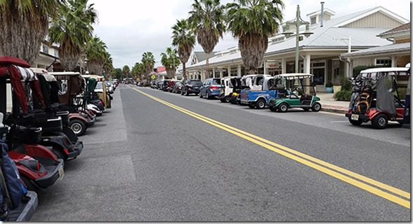 Golf Carts The Villages 2